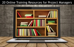 20 Online Training Resources for Project Managers