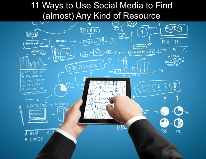 11 Ways To Use Social Media To Find Project Management