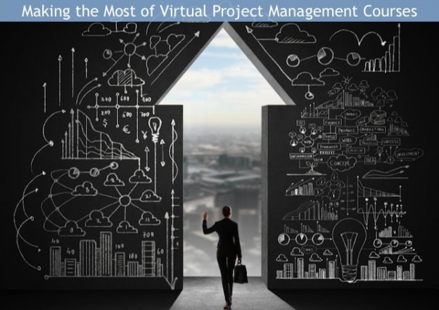 Making the Most of Virtual Project Management Courses