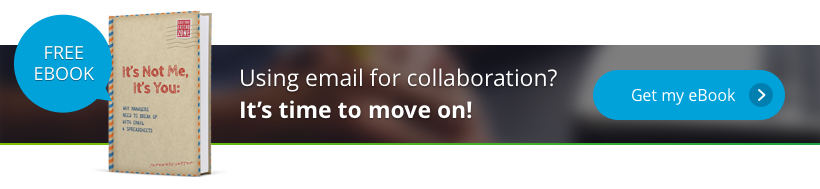Move from Email & Spreadsheets to Wrike
