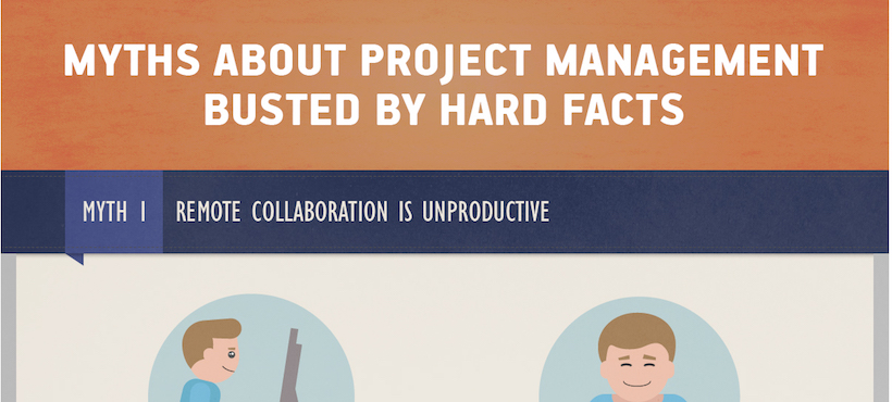 Project-Management-Myths-Busted- infographic