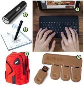 2014 Gift Guide: 34 Holiday Buys for Productivity Junkies