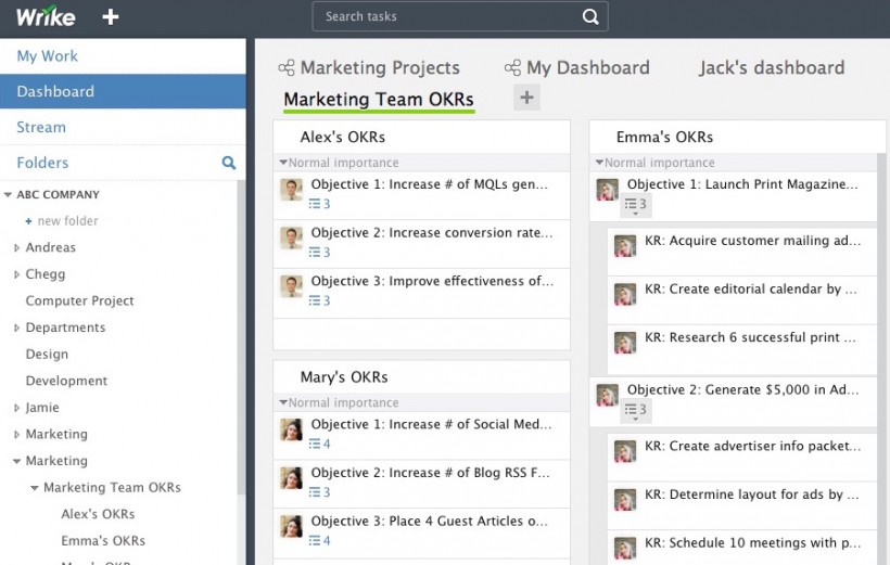 How to Use OKRs in Wrike: A 6-Step Guide + Templates