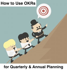How to Use OKRs