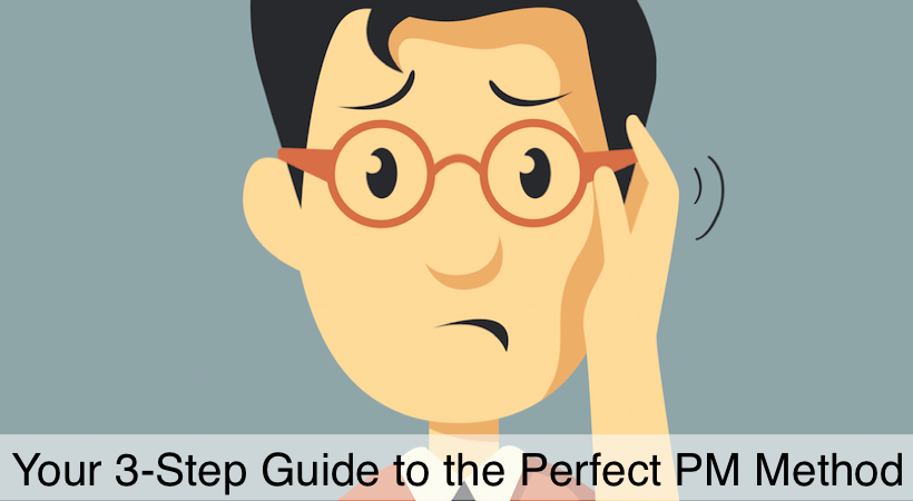project management step by step guide