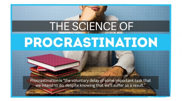 8 Mental Weapons to Vanquish Procrastination (Infographic)