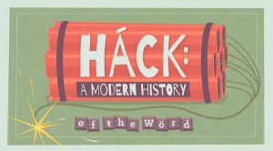 The History of the Word 'Hack' (Infographic)