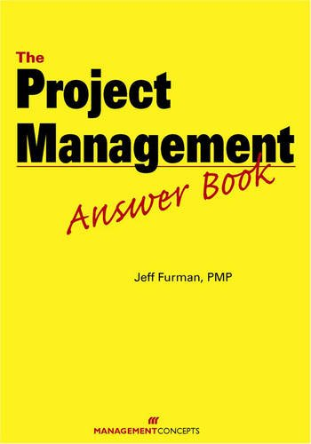 project-management-answer-book