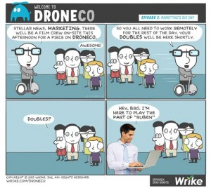 A Winning Video Marketing Strategy (A DroneCo Comic)