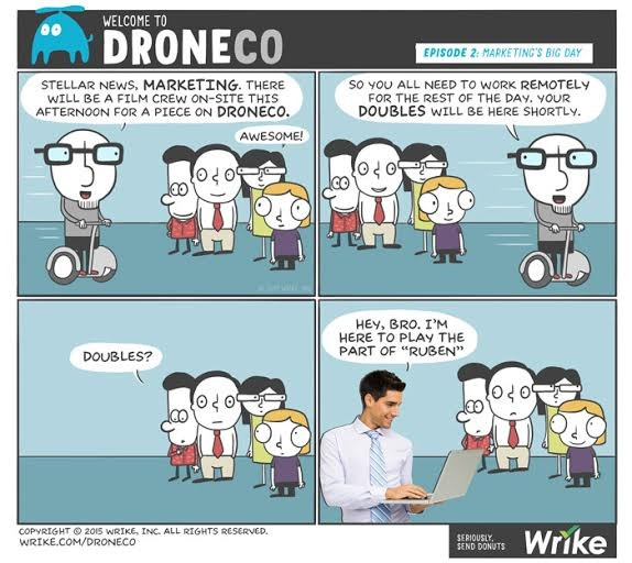 A Winning Video Marketing Strategy (#A DroneCo Comic)