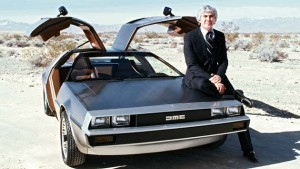 Product Development Lessons from Infamous Product Flops - DeLorean