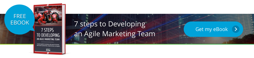 Agile Marketing Team