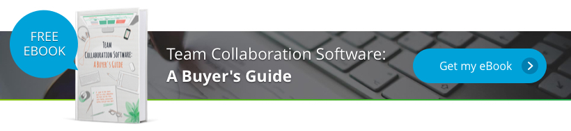 Team Collaboration Soft Buyer's Guide