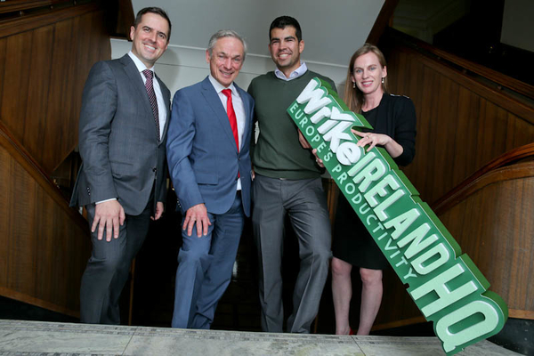 Wrike Establishes European Headquarters in Dublin
