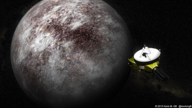 Project Management Lessons from the Pluto Flyby (Work Management Roundup)