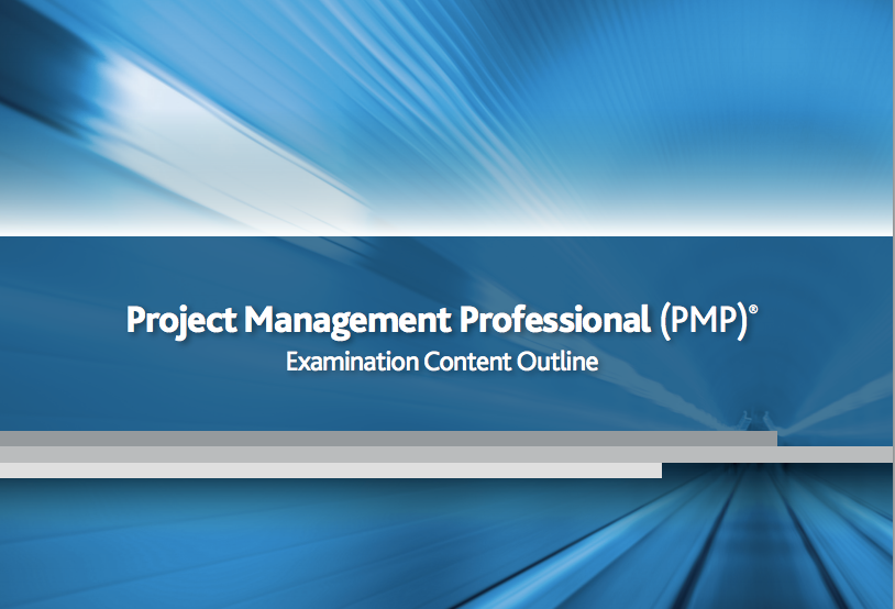 What's Changing on the PMP Examination This November 2015?