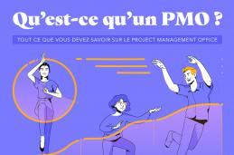 PMO : bases en gestion de projets (infographie)