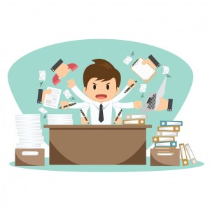 The High Cost of Multitasking: 40% of Productivity Lost by Task Switching