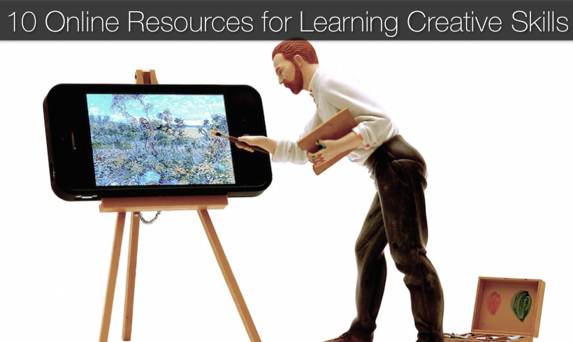 10 Free and Paid Online Resources for Learning Creative Skills
