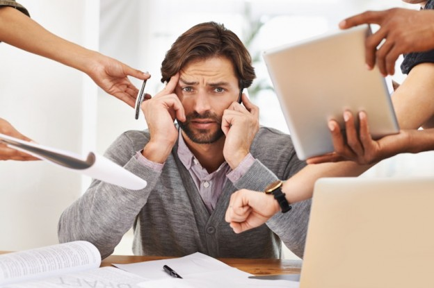 Top 5 Things That Stress Workers Out (Work Management Roundup)