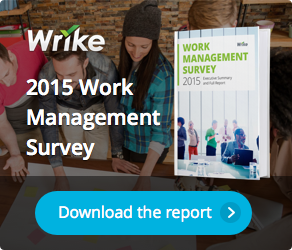 2015 Work Management Survey Report