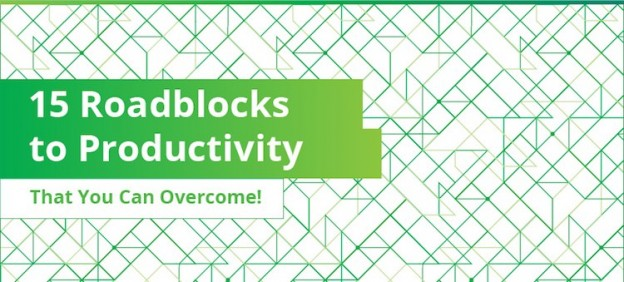Top 15 Productivity Roadblocks Hindering Your Team (Infographic)