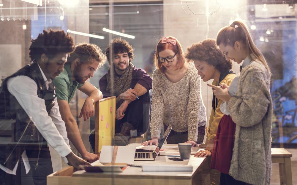 Четыре стратегии создания творческой группы мирового класса