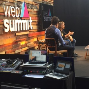 Highlights from Web Summit 2015 in Dublin