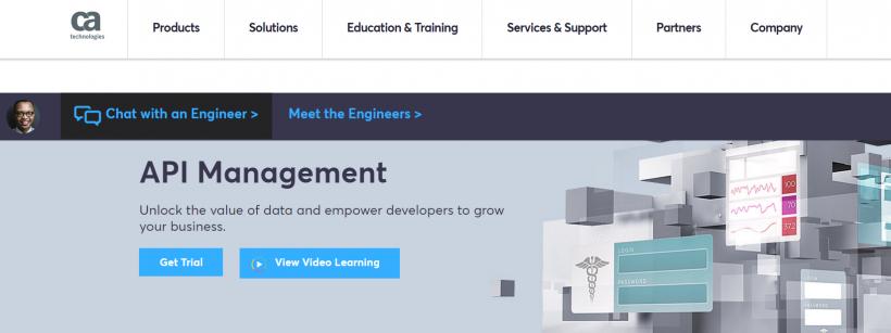 CA API Management - 40 лучших инструментов для повышения продуктивности команды маркетинга