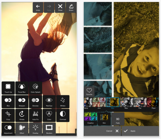 Pixlr - 40 Top Tools for Maximizing Marketing Team Productivity