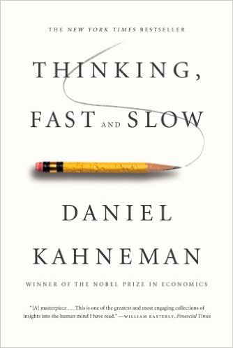 Thinking Fast Slow