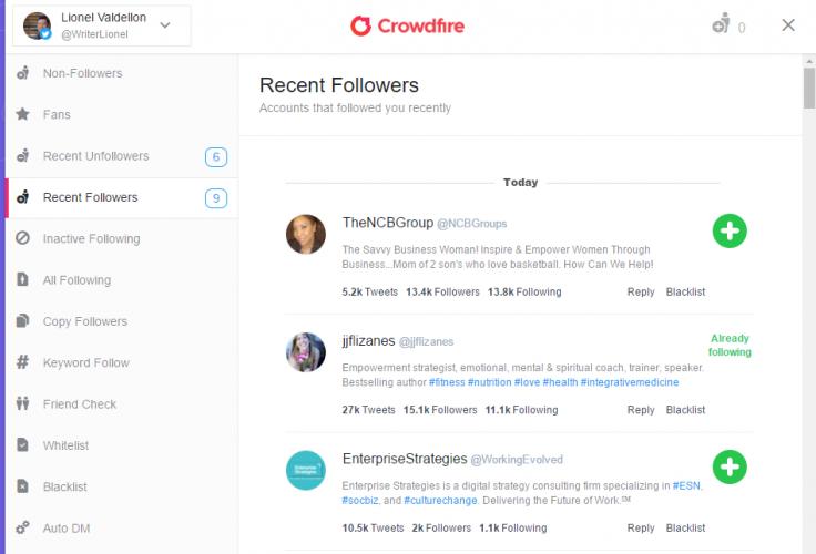 Crowdfire - 40 лучших инструментов для повышения продуктивности команды маркетинга
