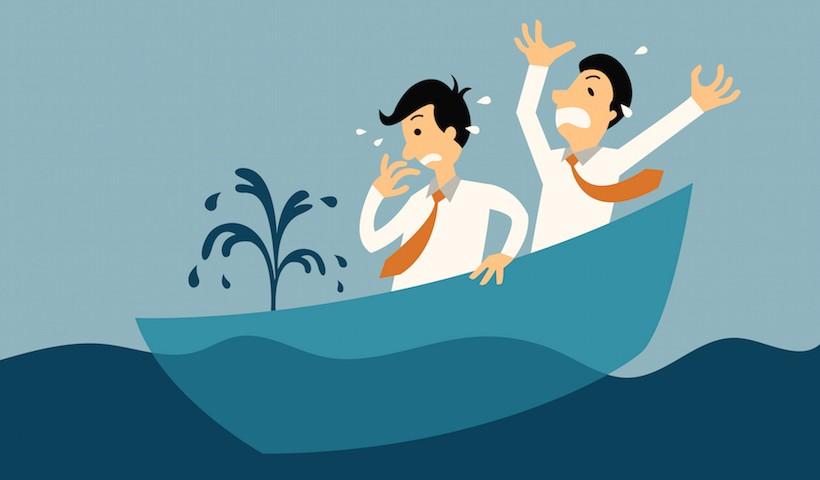 5 Hauptgründe, warum Projekte scheitern und wie man Katastrophen verhindern kann