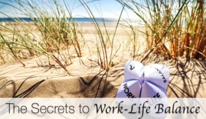 The Secrets to Work-Life Balance: Interview with Overwhelmed Author Brigid Schulte