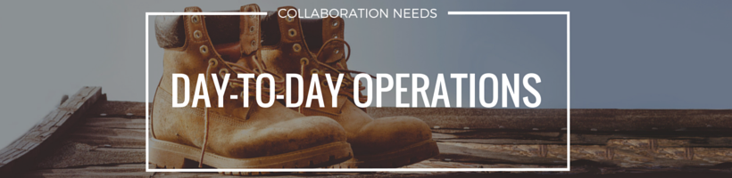 Day-to-Day Operations