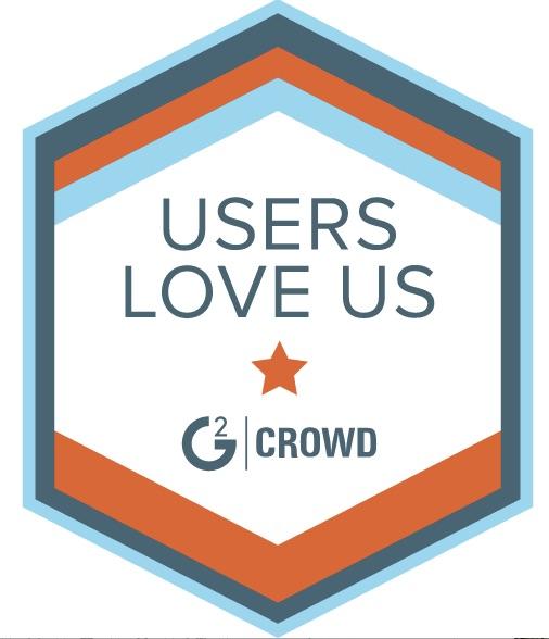 Users Love Us G2Crowd