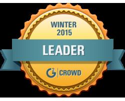 Winter 2015 Leader G2Crowd