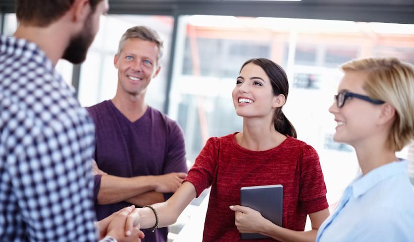 Адаптация новых сотрудников: как заставить их полюбить вашу компанию с первого взгляда