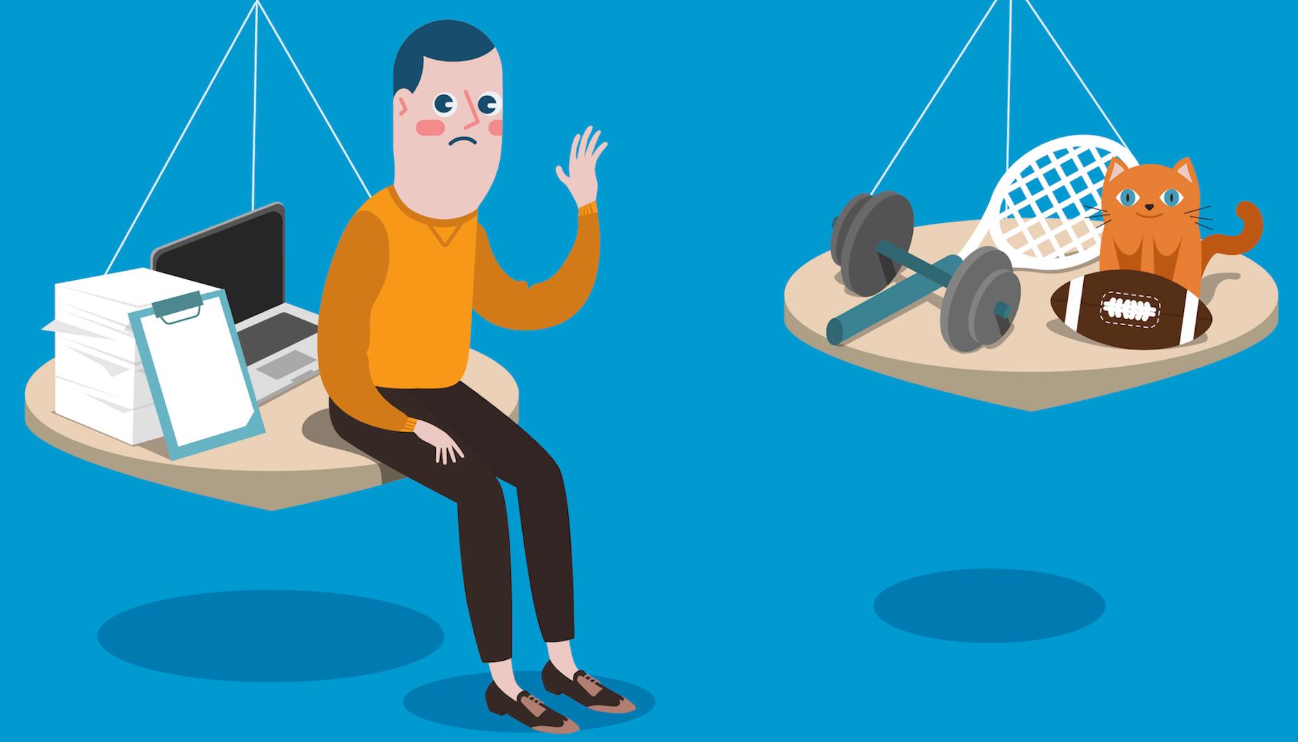 Ihr Chef ist ein Workaholic? 10 Tipps, wie Sie Ihre Work-Life-Balance zurückerobern (Infografik)