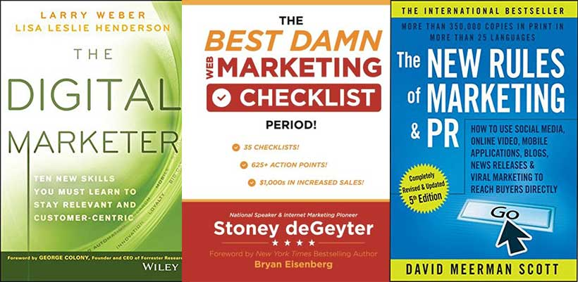 Marketing operations books