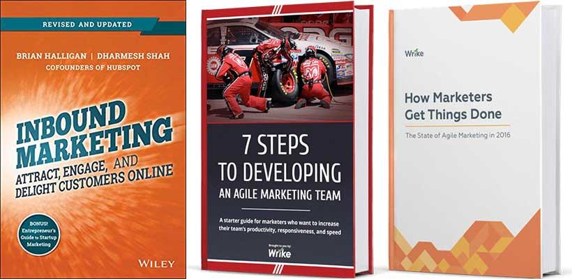 Marketing operations books