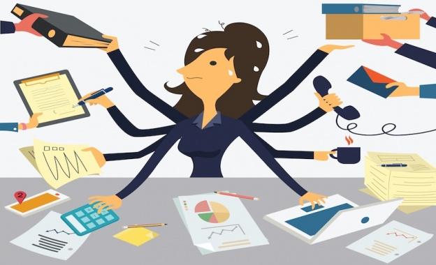 Enganchados a la multitarea: las razones científicas por la que no puedes dejar de hacer malabarismos con el trabajo