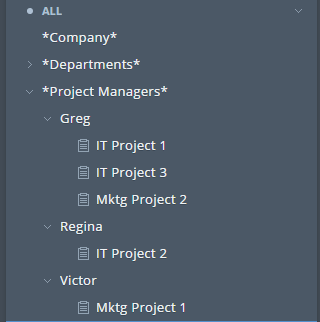 How to Set Up Your Folders - by Project Manager