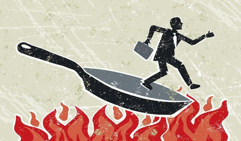 6 schwerwiegende Fehler von Startup-Gründern