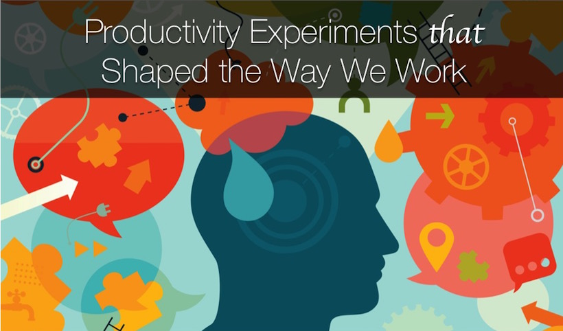 History of Productivity Experiments
