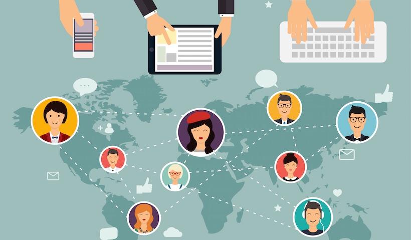 Las seis ventajas de la gestión del trabajo colaborativo