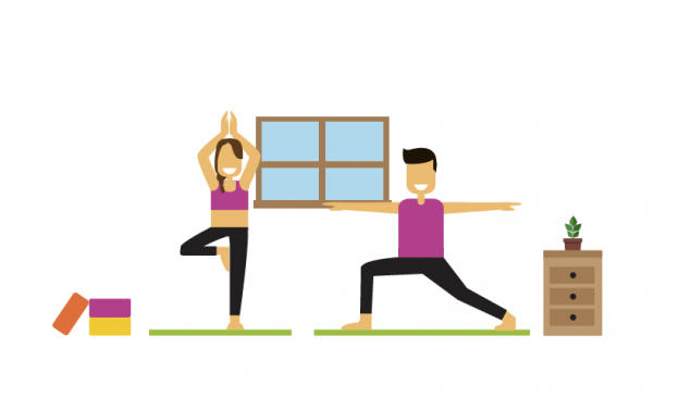 7 Exercises for Reducing Stress (Infographic)
