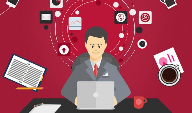 How to Set Up Your Workspace for Maximum Productivity (Infographic)