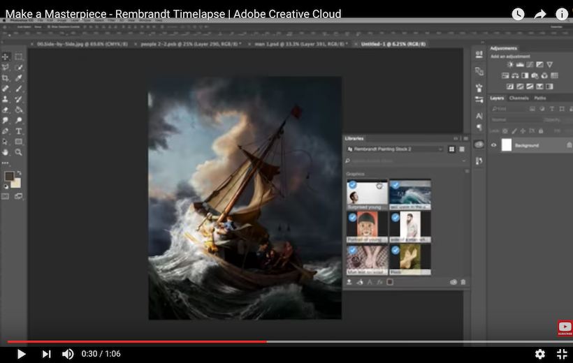 Adobe CC YouTube