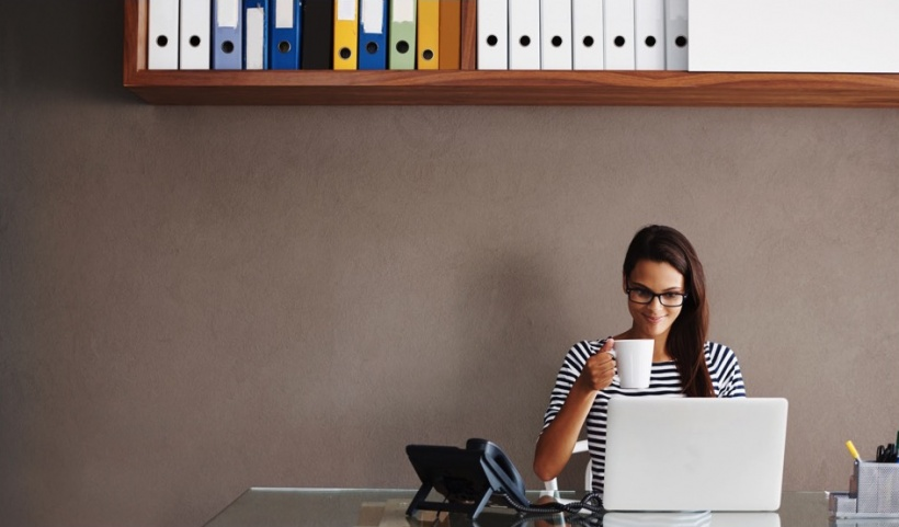 13 Quick Stress-Busters You Can Do At Your Desk